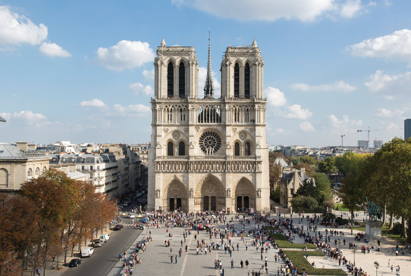 Communications and Fundrasing Agency, Nonprofit Marketing Agency, Friends of Notre Dame de Paris,New Yor, Faircom Global Philanthropy